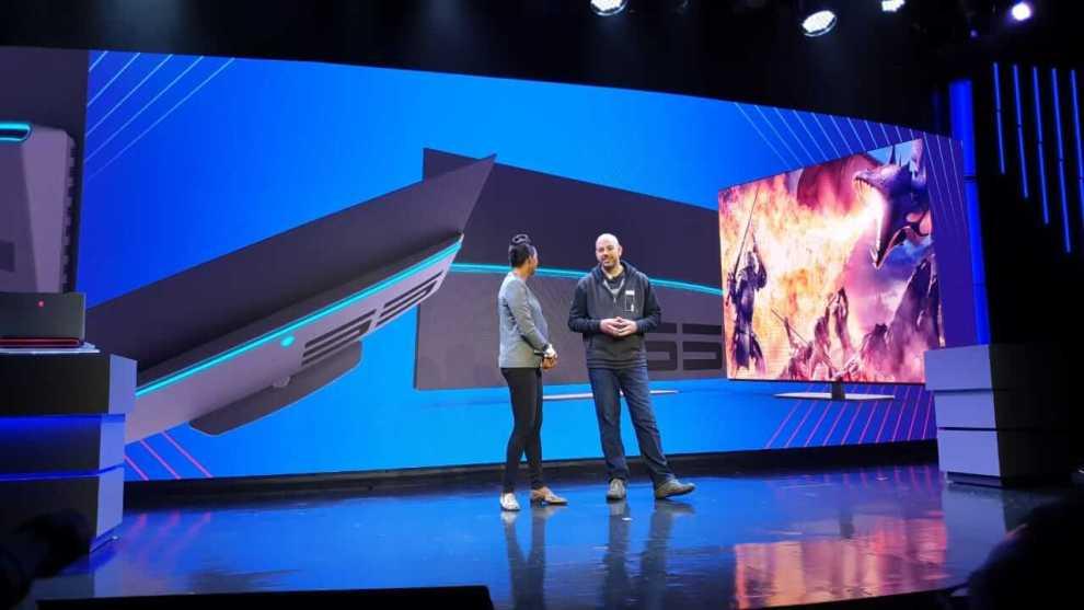 CES 2019: Dell lança incrível monitor OLED de 55 polegadas para jogos 4
