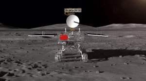 Sonda chinesa Chang'e 4 é a primeira a pousar no lado escuro da lua 6