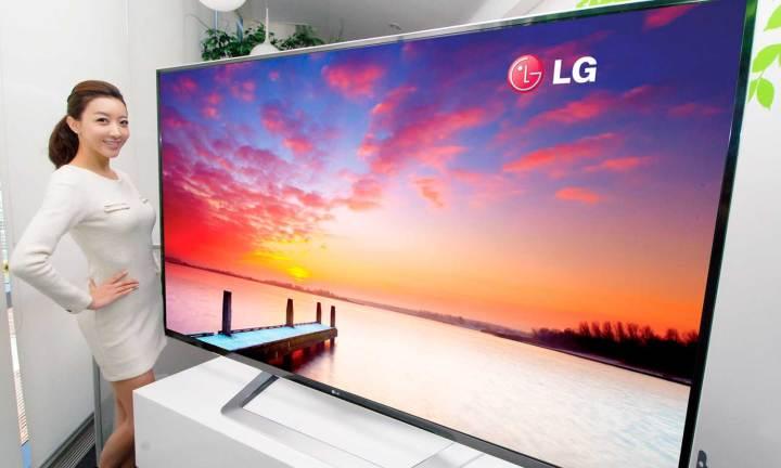 TV 8K LG