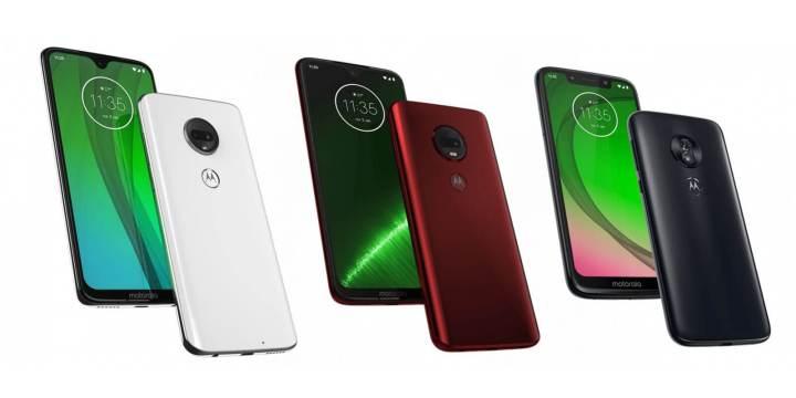 Moto G7 tem especificações vazadas e design com notch é confirmado 4