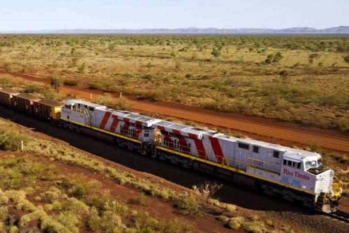 trens autônomos