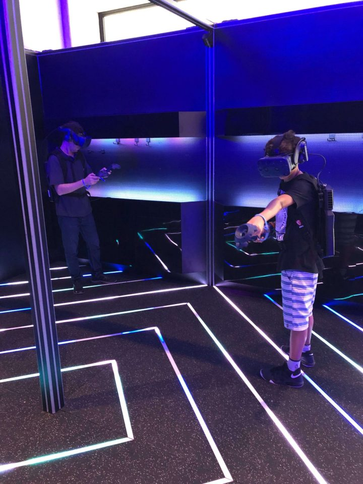Escape Room VR é a diversão nerd do momento 4