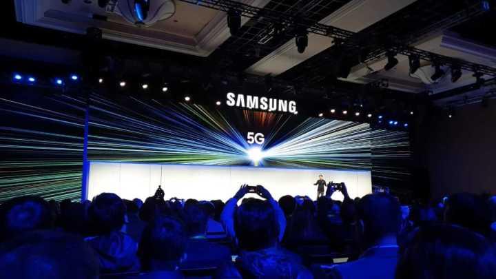 Samsung desenvolve equipamentos e smartphones 5G