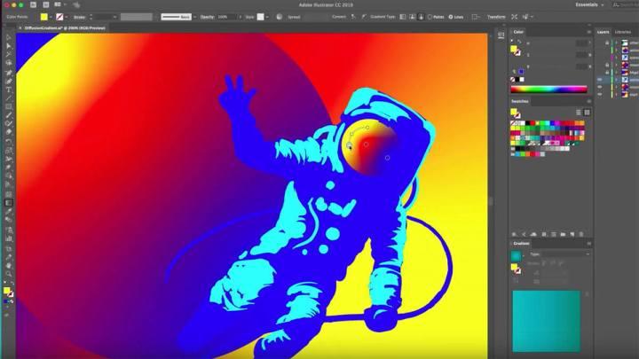 Para recuperar arquivos rapidamente, é bom tentar abrir arquivo de novo com o Illustrator