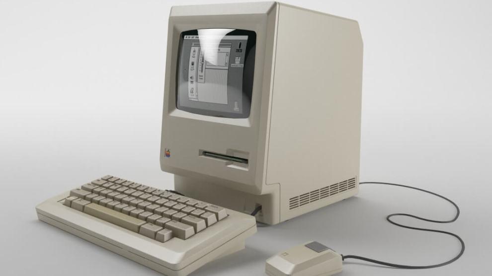 Primeiro Macintosh da Apple completa 35 anos