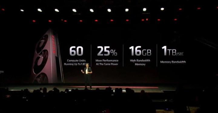 CES 2019 AMD Radeon 7