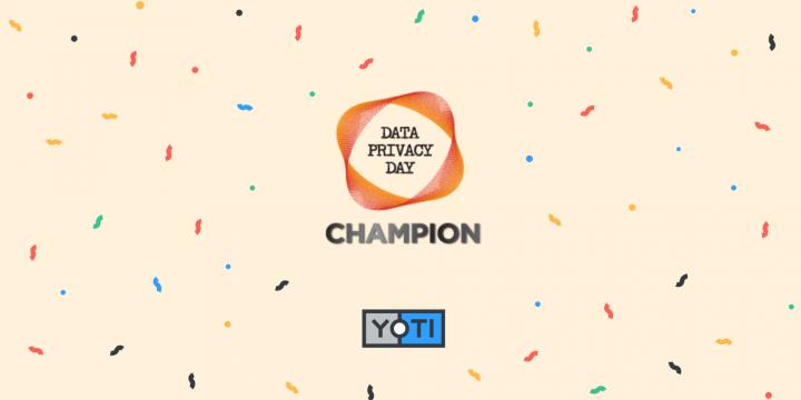 Seja um Champion, participe do Data Privacy Day