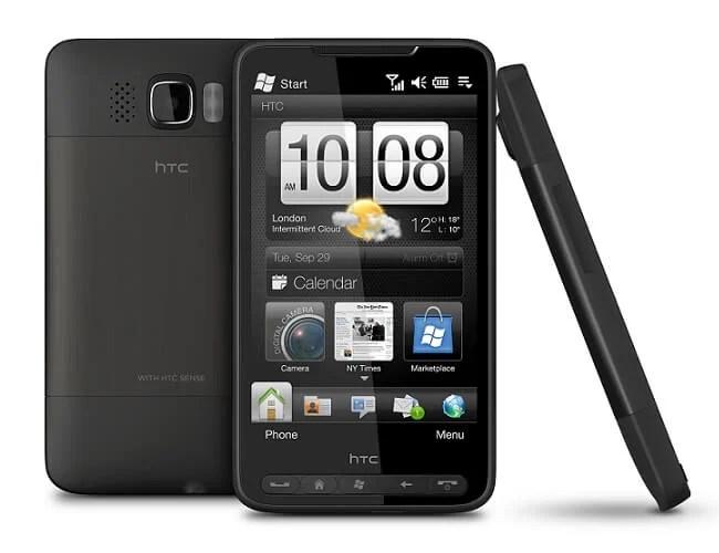 #10yearschallenge: Você lembra quais smartphones se destacaram em 2009? 16