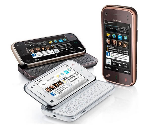 #10yearschallenge: Você lembra quais smartphones se destacaram em 2009? 11