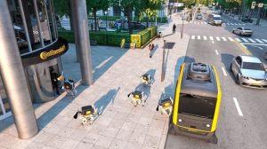 CES 2019: cachorros robóticos da Continental serão o futuro dos correios 19