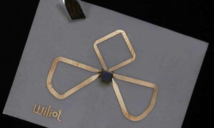 Primeiro chip Bluetooth sem bateria tem a espessura de um papel