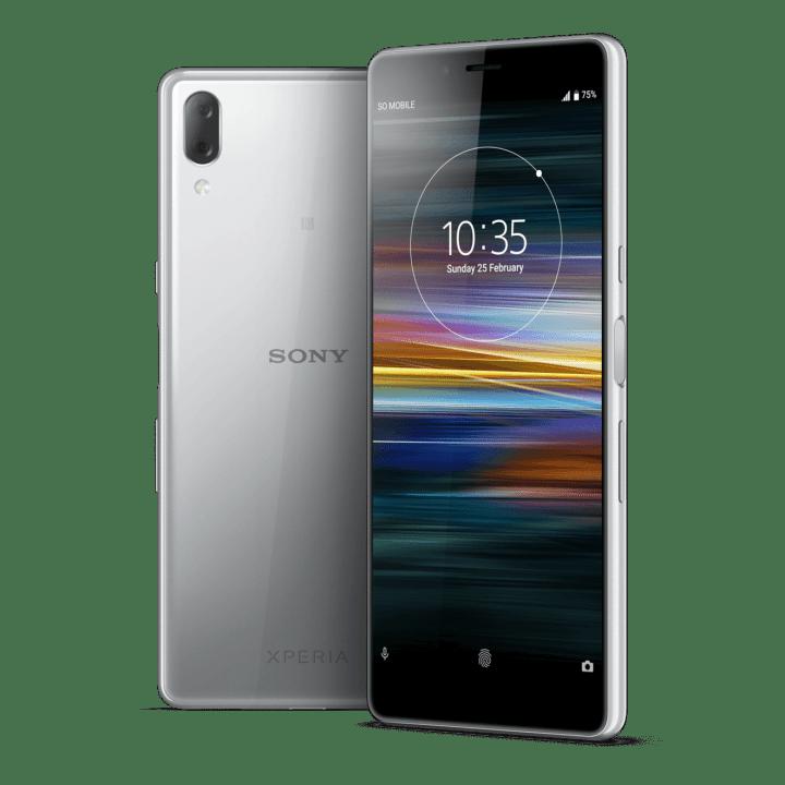 MWC 2019: Sony Xperia L3
