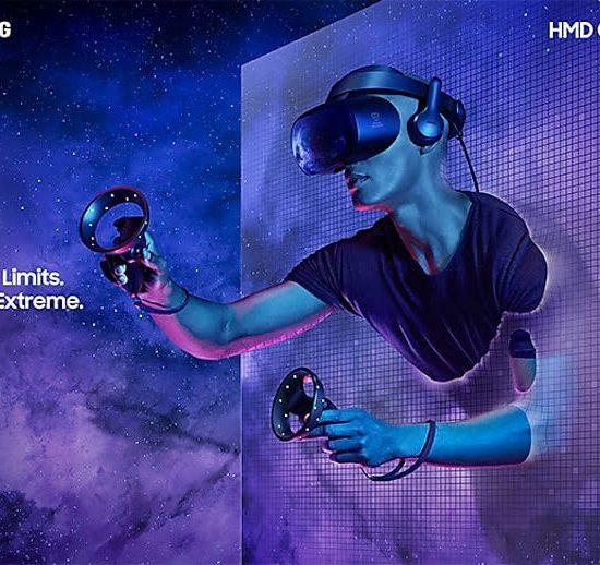 Samsung HMD Odyssey+: nova geração de headset VR é anunciada 4