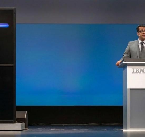 IBM Project Debater: IA debate com um especialista humano em concurso