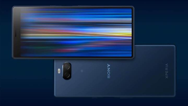 MWC 2019: Sony Xperia 10 e 10 Plus