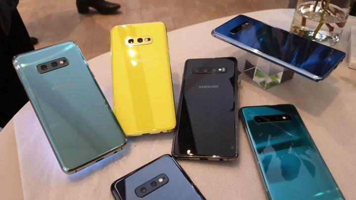 Galaxy S10 S10 Plus S10e S10 5G (9)