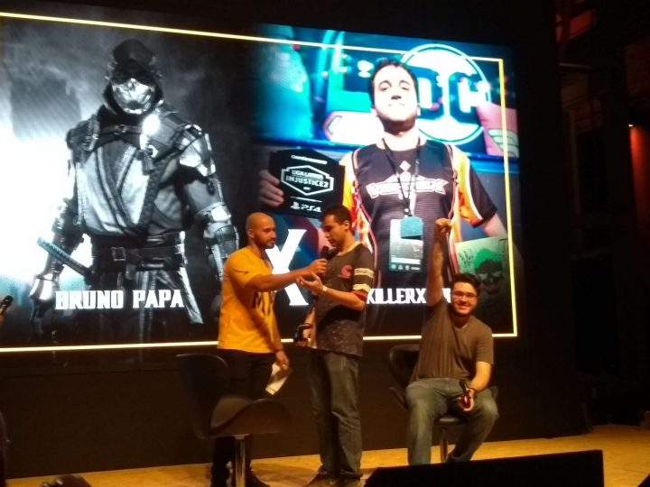 Mortal Kombat 11: testamos o jogo no mega evento da WB Games em São Paulo 3