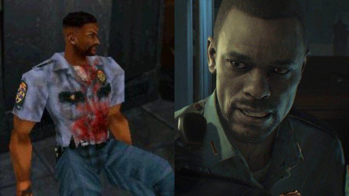 Parece que o tempo fez bem ao icônico Marvin Branagh, um dos oficiais da RPD de Resident Evil 2.