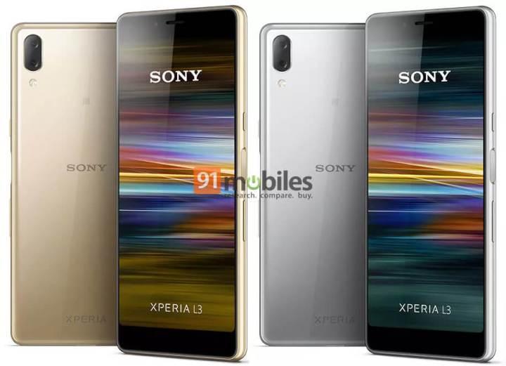 Sony Xperia L3 é um dos lançamentos da Sony para este primeiro trimestre