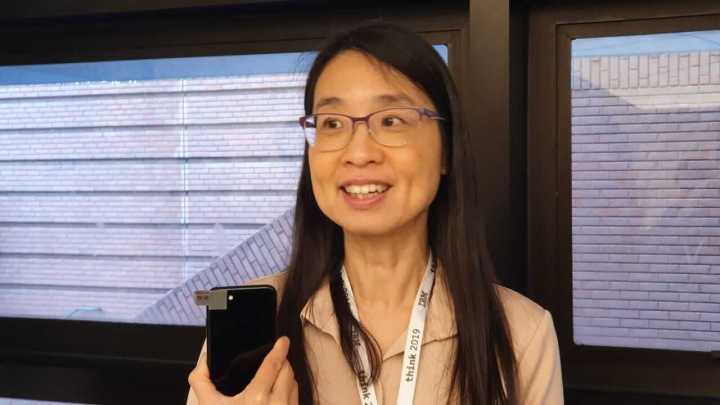 IMB Verifier: uma lente para smartphone que verifica alimentos