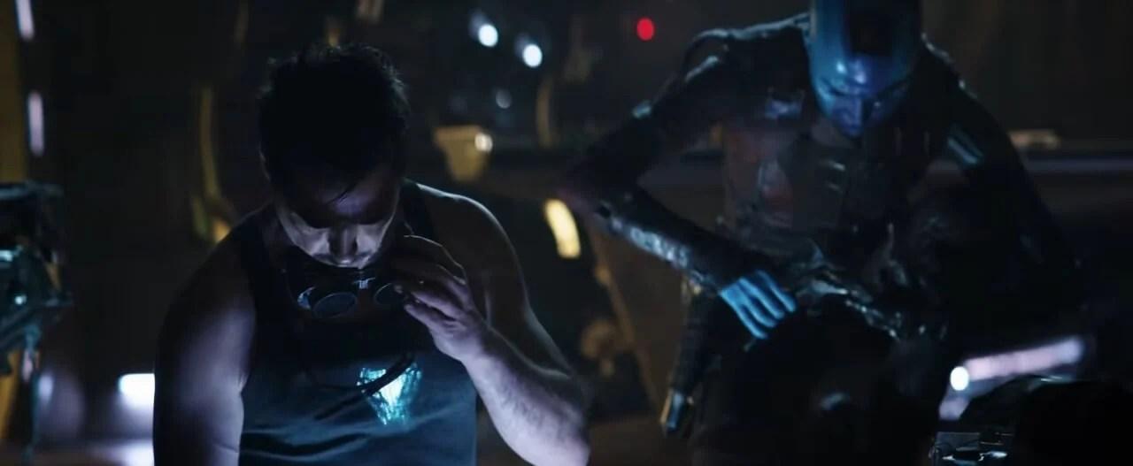 Teaser trailer de Os Vingadores: Ultimato foi divulgado durante o Super Bowl 2019.