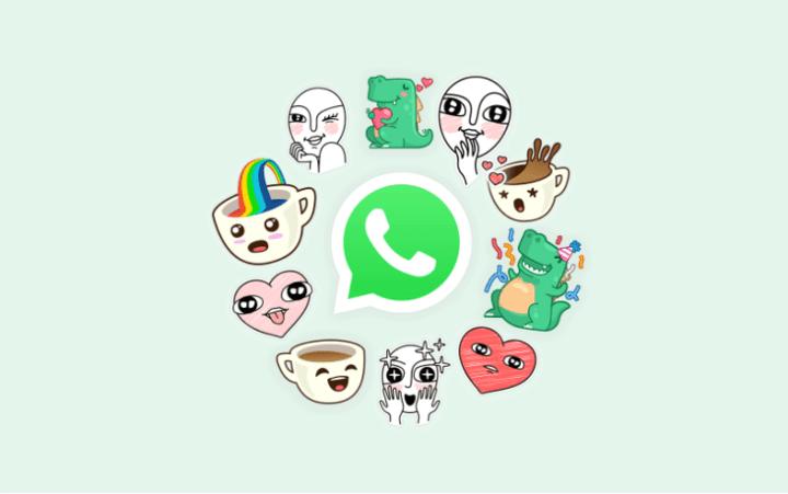 Figurinhas do WhatsApp
