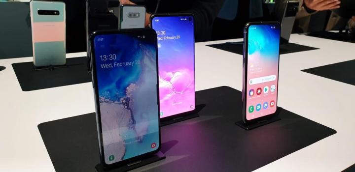 Display do Galaxy S10 recebeu certificação Excelente A+ pelo DisplayMate