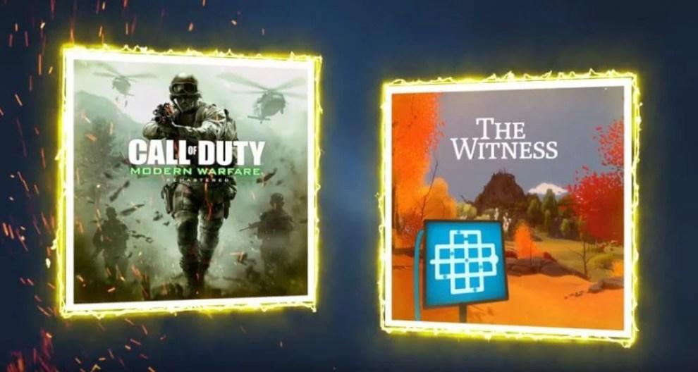 PS Plus de Março terá Call of Duty e The Witness 4