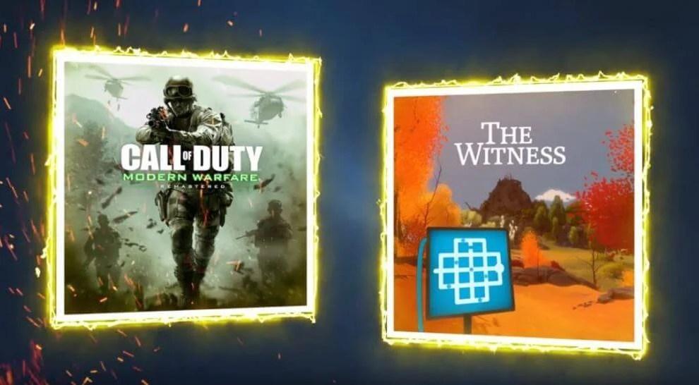 PS Plus de Março terá Call of Duty e The Witness 6