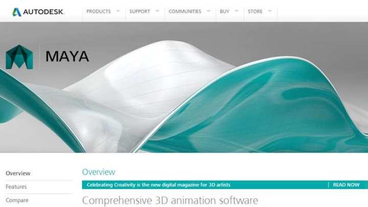 Este é o software mais completo para animações 3D