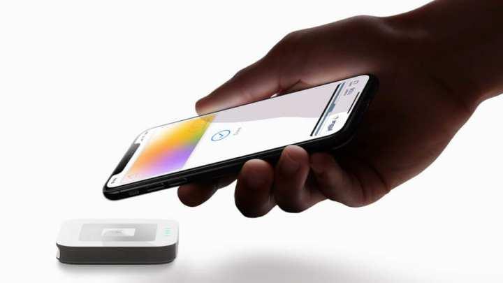 O Apple Card foi criado para complementar e incentivar o uso do Apple Pay.