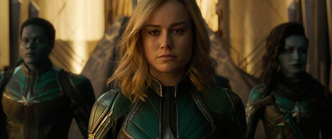 Mulheres - Capitã Marvel