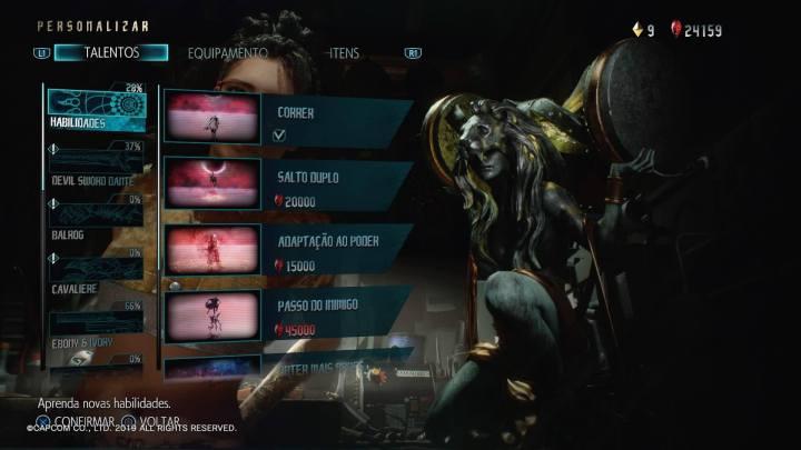 Loja da Nico presente em Devil May Cry 5.