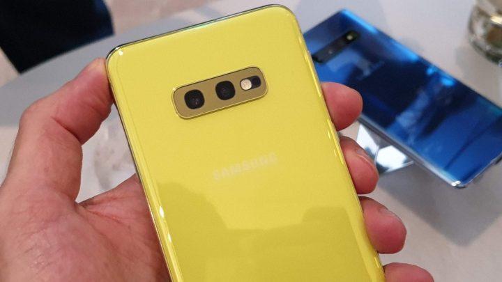 Review Galaxy S10e