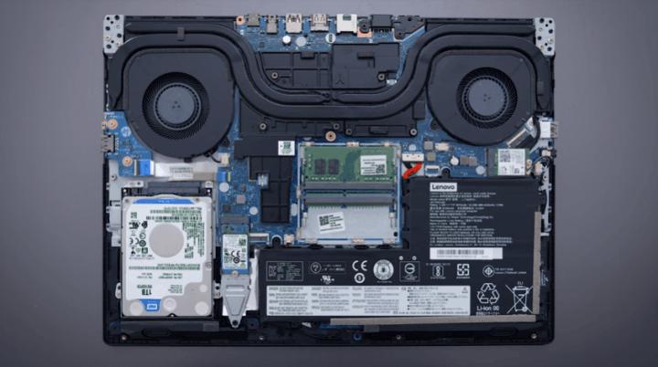 Review Lenovo Legion Y530