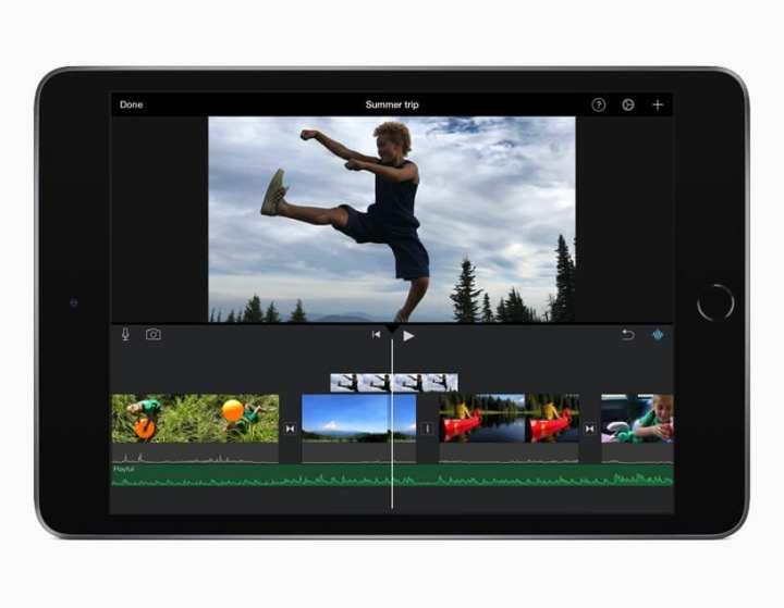 Novo Ipad Camera