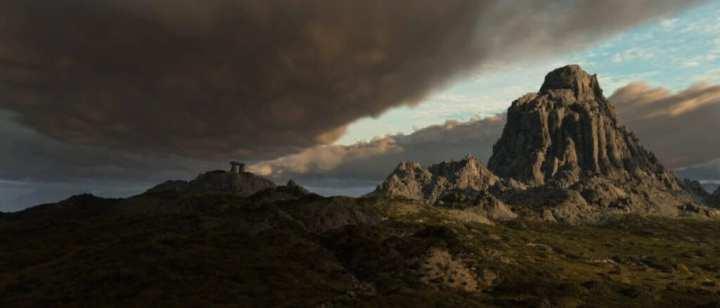 Limitado mas eficaz, o Terragen é para aqueles que desejam belas paisagens