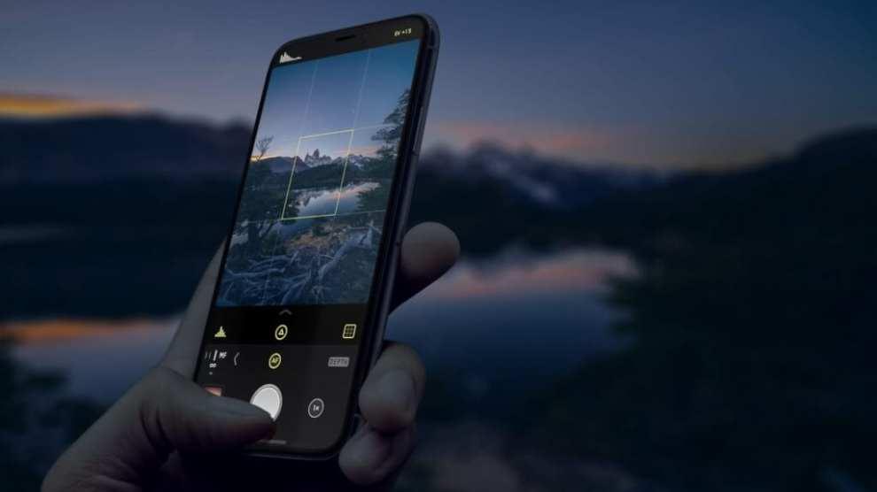 Spectre: App para iPhone
