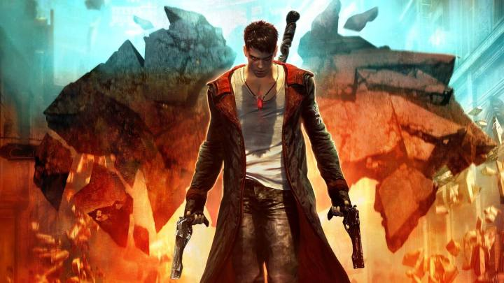 Dmc, o título anterior da franquia devil may cry