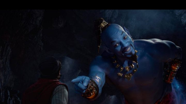 Trailer inédito de Aladdin