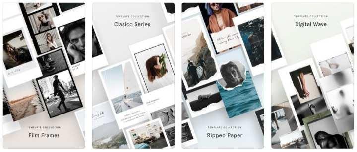 Melhores apps: Unfold