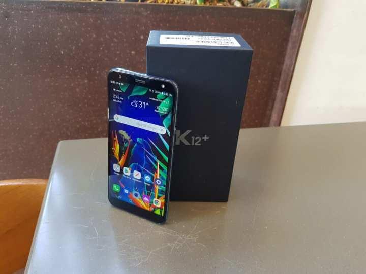 Review: LG K12+ é a referência para os smartphones de entrada