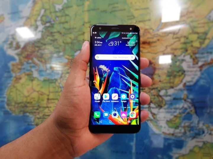Review: lg k12+ é a referência para os smartphones de entrada. O lg k12+ traz para os smartphones de entrada inteligência artificial e processamento acima da média e se destaca