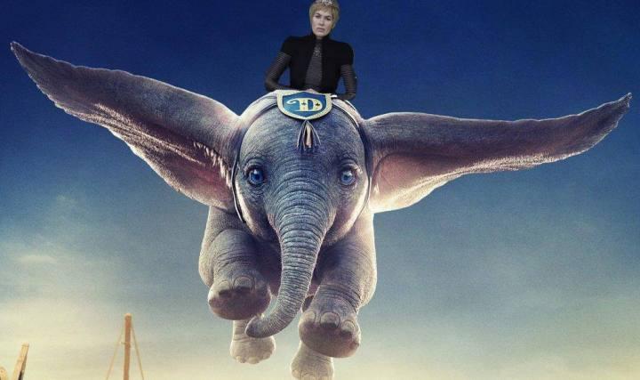 Memes de Cersei com elefantes viralizaram durante a exibição do primeiro episódio da nova temporada de Game of Thrones