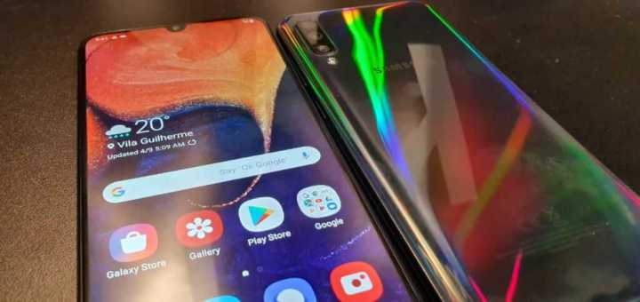 Galaxy A 2019 A50
