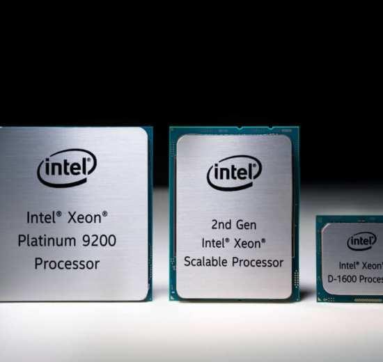 Família Xeon Intel