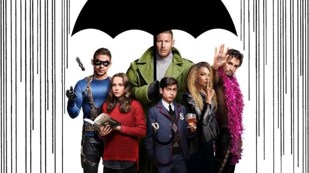 The Umbrella Academy: série é a dica do Showmetech para o final de semana 6