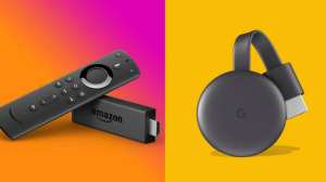 Amazon Fire TV Stick e Google Chromecast