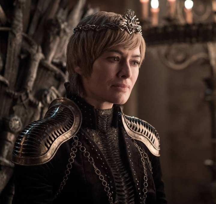 Cersei na 8ª temporada de Game of Thrones