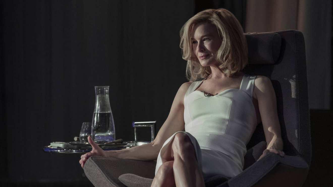 Renée Zellweger como Anne em Dilema, nova série da Netflix.